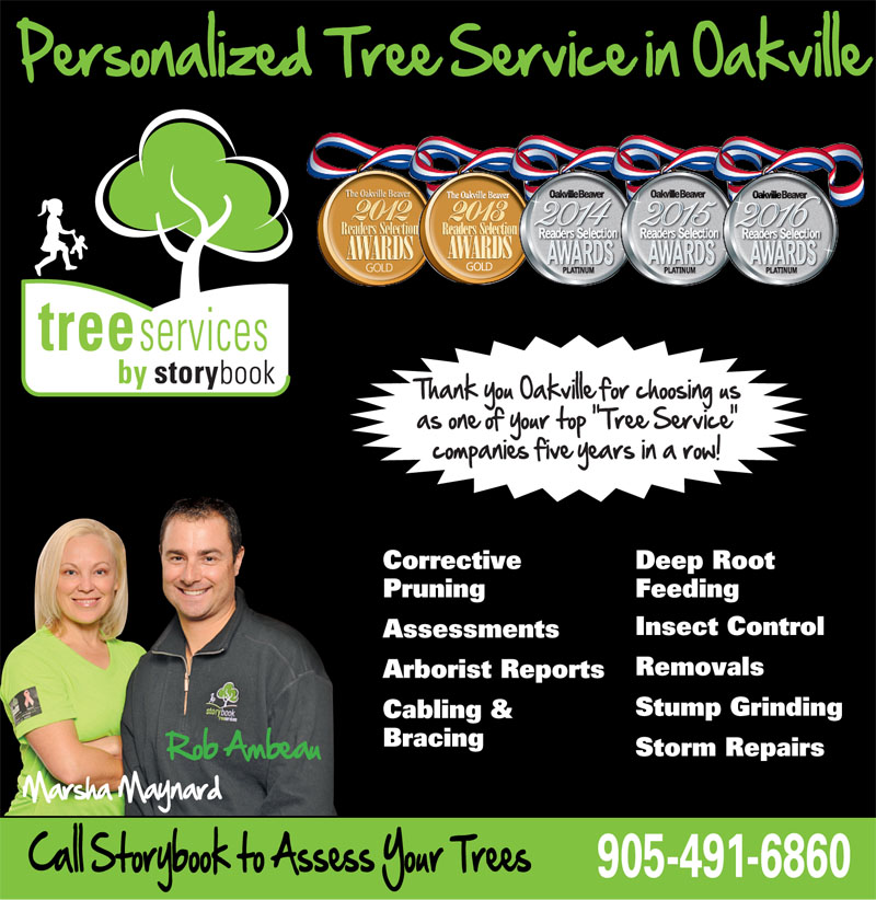 Tree Removal Oakville - About 4